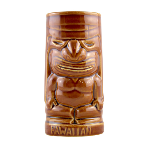 "Ceramic ""Hawaii"" Tiki Mug 355ml"