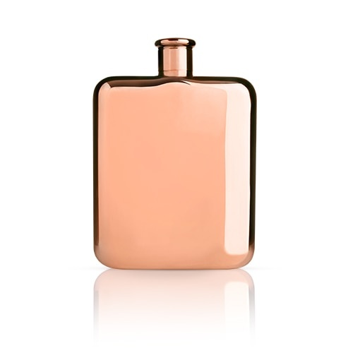 Viski Summit: Copper Plated Flask