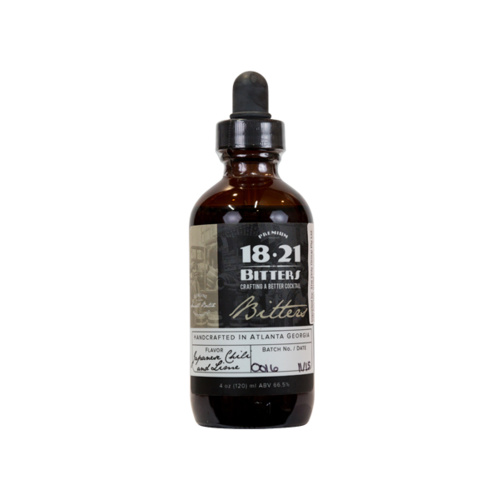 18.21 Japanese Chili & Lime Bitters 120ml