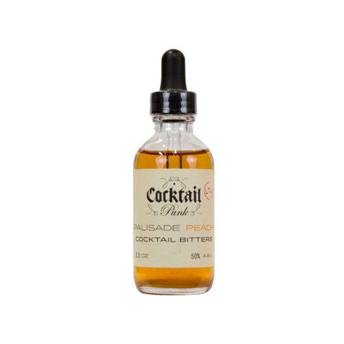Cocktail Punk Palisade Peach Cocktail Bitters 59ml