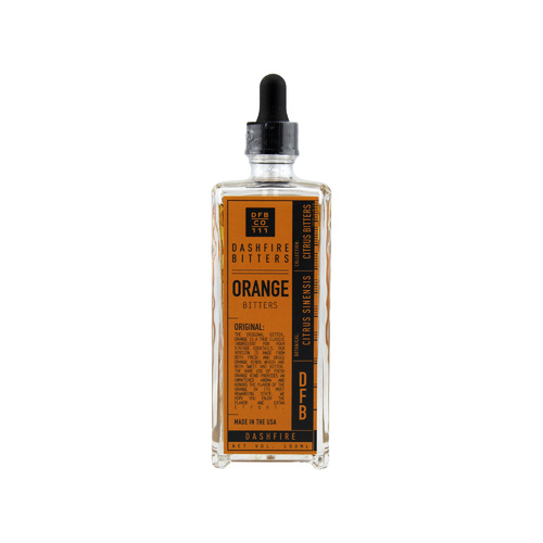 Dashfire Orange Bitters 100ml