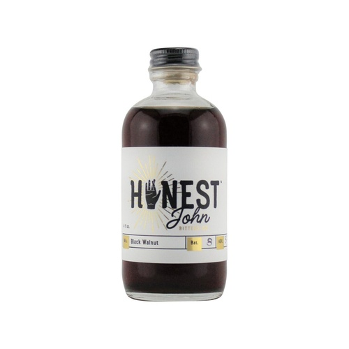 Honest John Black Walnut Bitters 118ml