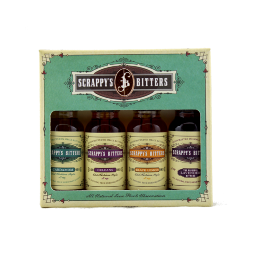 Scrappy's Bitters New Classics Mini Set [4x15ml]