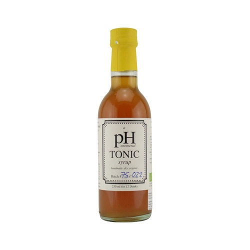 pHenomenal Tonic Syrup 250ml