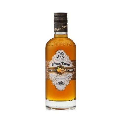 The Bitter Truth Apricot Liqueur 500ml